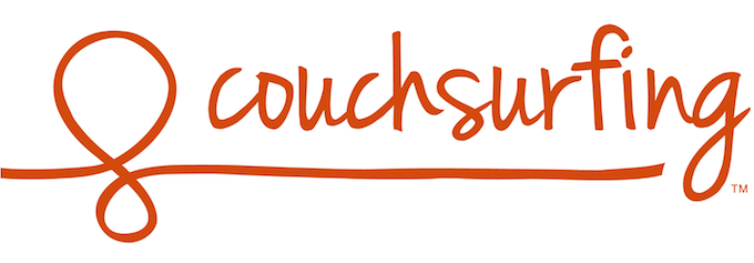 Couch surfing logo